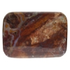 Rainbow Agate 30x40mm Rectangle 4Pcs Approx